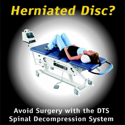 herniated disc avoid surgery