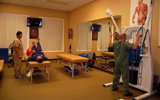 Physical Therapy Hopkins Clinic